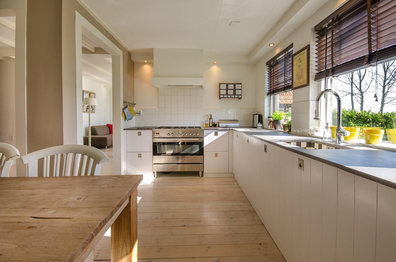 Cómo presentar la cocina en una casa en venta – Home Staging