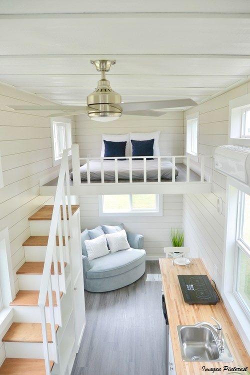 Beneficios de elegir una casa pequeña para vivir – Trucos y consejos.